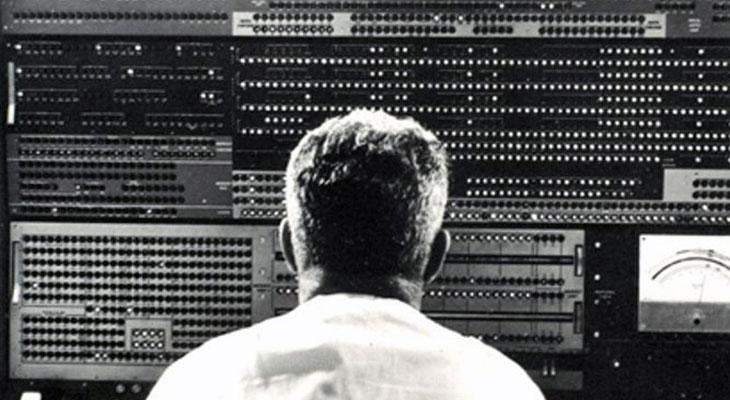 Min stordatorhistoria – hur det hela startade